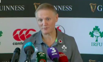 WATCH: Joe Schmidt discusses Bundee Aki's inclusion for the South Africa game