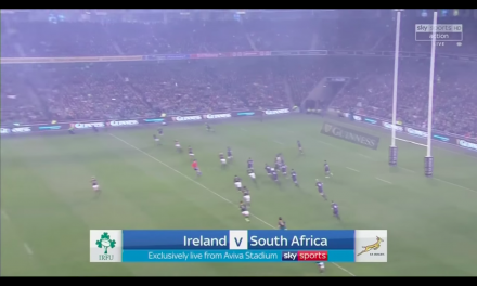 WATCH: Highlights from Ireland's hammering of South Africa