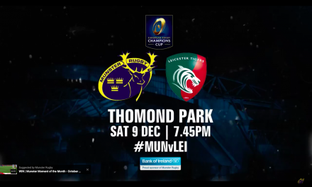 WATCH: Munster V Leicester Tigers preview
