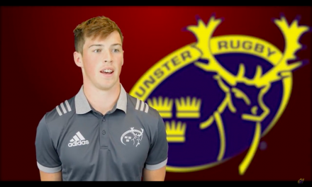 """WATCH: Munster's Jack Stafford in """"Introducing the Academy"""""""