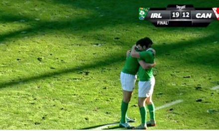 Ireland Sevens enjoy Bowl success in San Jose