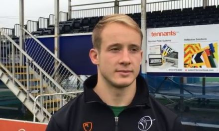 Listen – Sporting Limerick catches up with Nottingham Rugby's Gearoid Lyons