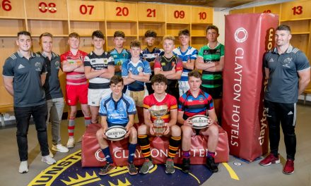 Munster Schools Senior and Junior Cup fixtures confirmed