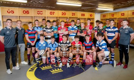 Times and venues confirmed for the first round of the Munster Schools Senior & Junior Cups
