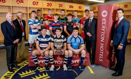 Three Limerick sides in Munster Schools Senior Cup quarter final action