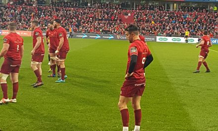 Munster lose out to Leinster in intriguing St. Stephen's Day Clash