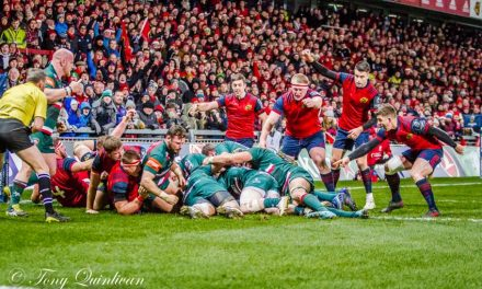 Johan Van Graan has named his Munster side for Sunday's crucial clash with racing