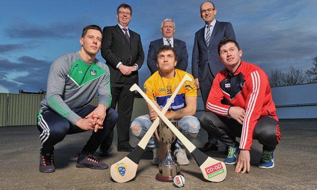 December 30th start for Limerick in Co-op Superstores Munster Hurling League