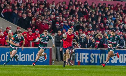 Dates and times for Munster's final two Champions Cup pool games confirmed