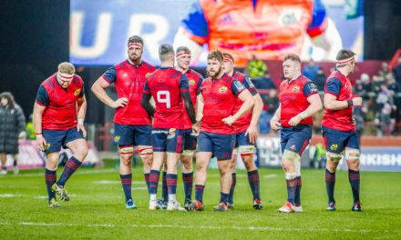 WATCH: Mike Prendergast expects Munster 'to pull through' in tight game