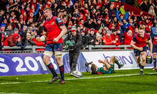 Munster unchanged for Castres clash as O'Mahony comes through injury scare