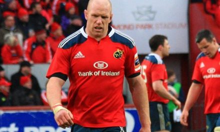 Paul O'Connell set for first international coaching role with Irish Under 20's