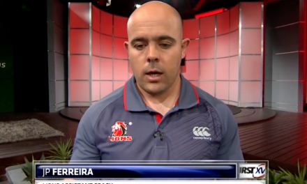 WATCH: Golden Lions confirm defence coach JP Ferreira in contract talks with Munster