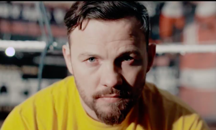WATCH: Promo clip for Andy Lee hints at a return to boxing in 2018