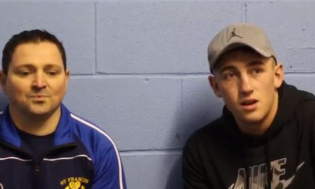 Watch – Boxing Champion Kevin Sheehy on his National Title win