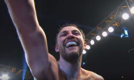 Looking back – Andy Lee claims World Title