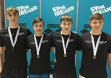 Successful weekend for Limerick representatives at Irish Short Course Championships