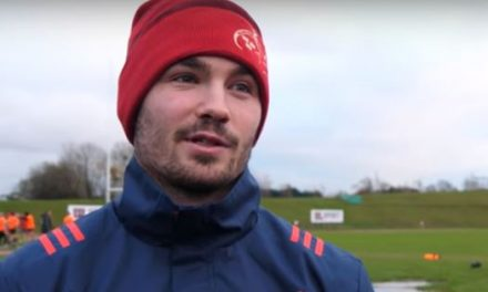 WATCH: Sam Arnold looking forward to Leicester challenge