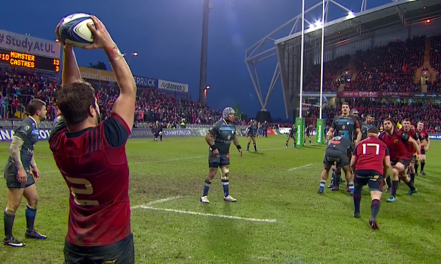 Munster storm into Champions Cup 1/4 finals with 48-3 demolition of Castres