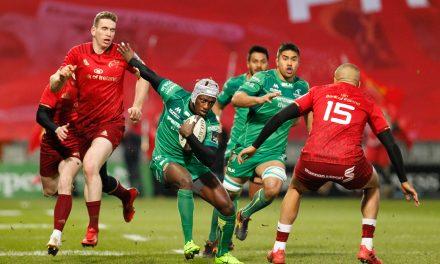 WATCH: Munster claim bonus point win against Connacht in Pro14 clash