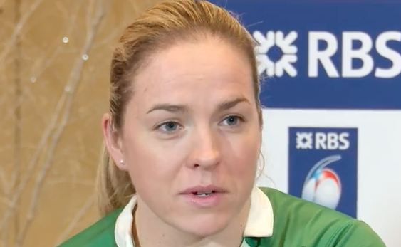 Niamh Briggs makes competitive return in new look Ireland side