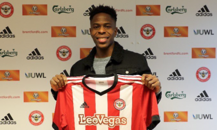Chiedozie Ogbene completes move to Championship side Brentford FC
