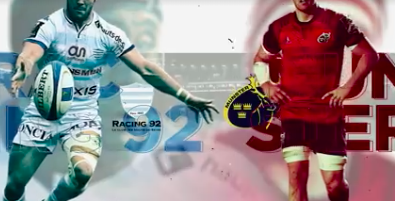 WATCH: Exciting promo ahead of Munster's visit to the brand new U Arena