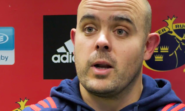 WATCH: JP Ferreira's first interview as Munster's new defence coach