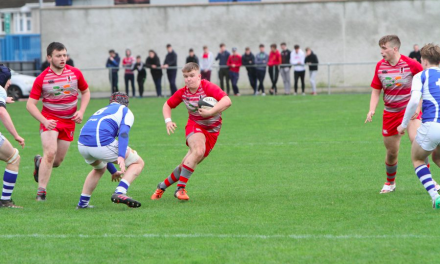 Wins for Rockwell and Glenstal in Junior and Senior Cup Matchups