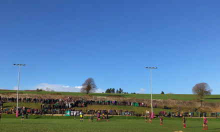 Mixed bag for St. Munchins as Juniors win but Senior side lose out to Bandon