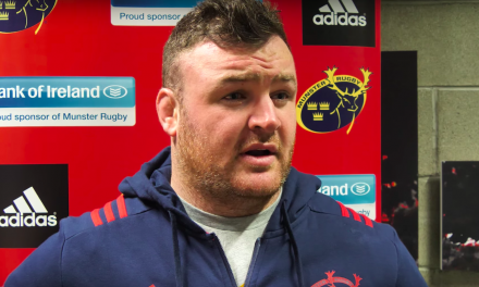 WATCH: Dave Kilcoyne looks ahead to crucial Castres clash