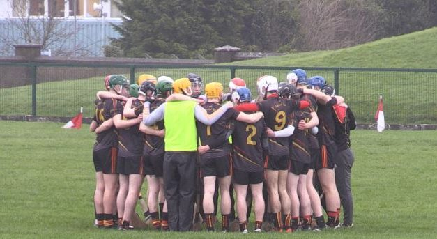 Ardscoil Ris suffer another agonizing defeat to St Kieran's of Kilkenny
