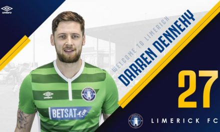 Limerick FC bolster defence with signing of Darren Dennehy
