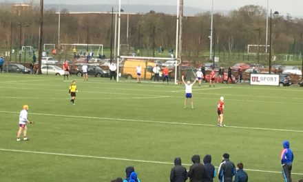 Mary I get Fitzgibbon Cup campaign back on track with victory over Trinity.