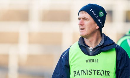 """WATCH – John Kiely on picking side for Ennis """"it should come with a box of Panadol"""""""