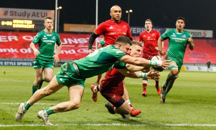 WATCH: Highlights of Munster's 39-13 win over Connacht