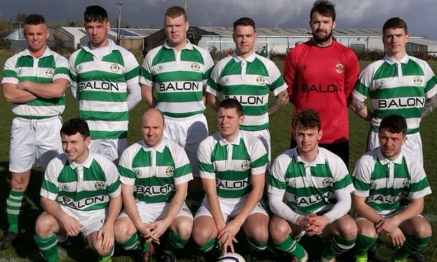 Pike Rovers and Janesboro advance to the quarter-finals of the Munster Junior Cup