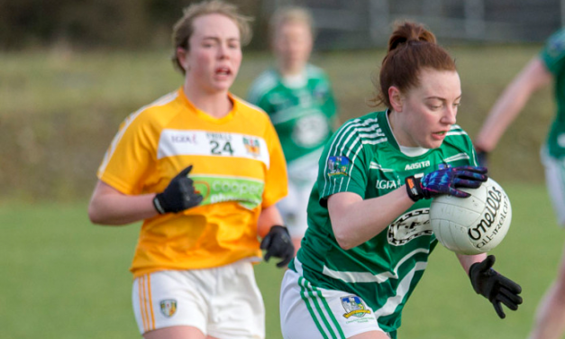 Ladies footballers look to take top place in National League