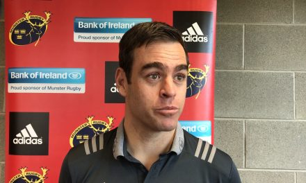 WATCH: Johann van Graan reflects on Munster's defence against Glasgow