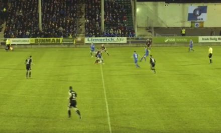 WATCH – Limerick FC Highlights V Bohemian FC