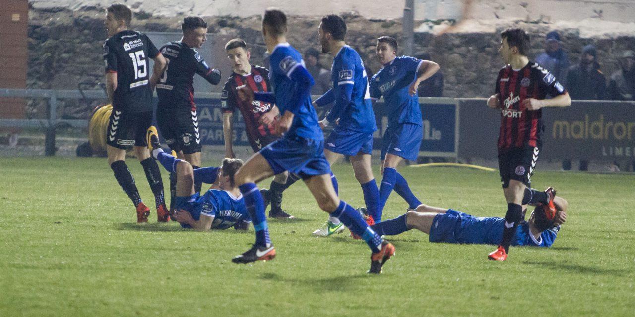 Limerick FC aim to close gap on relegation rivals Bohemians