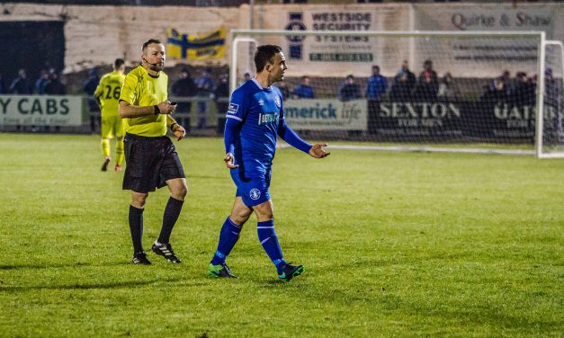 WATCH – Questions and Answers with Limerick FC Defender Shane Tracy