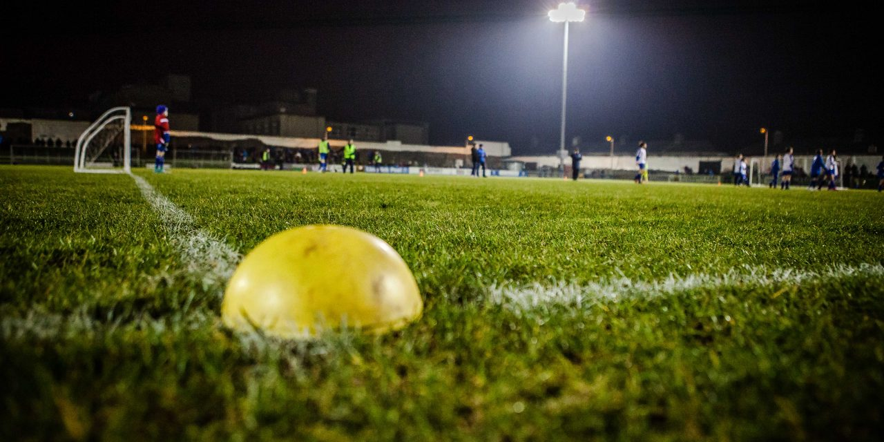 Limerick FC suffer second defeat in four days against St. Patrick's Athletic in Richmond Park