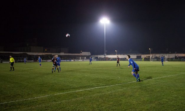 Limerick FC aim to consolidate league position with victory against St. Pats.