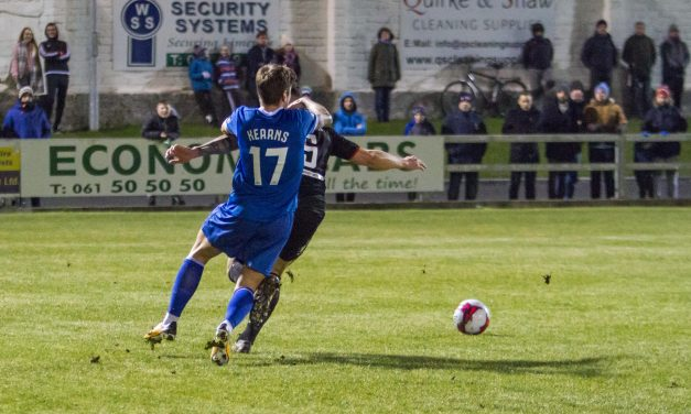 Limerick FC suffer heavy defeat at the Brandywell