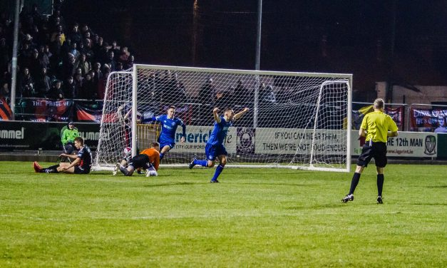 Bohemians strike late to rescue a point against Limerick FC at the Markets Field
