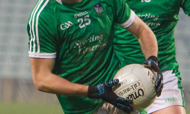 Limerick Footballers unchanged for London trip