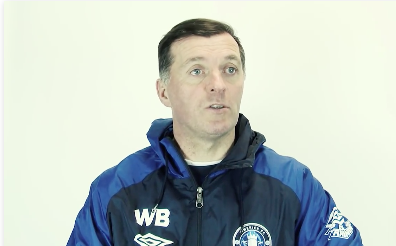 WATCH: Limerick FC's Willie Boland chats about the academy and the upcoming season