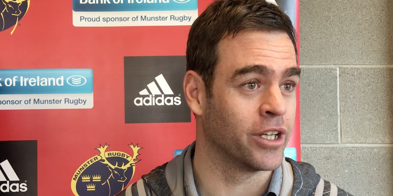 WATCH: Johann van Graan reflects on Zebre performance and looks ahead to Cardiff trip