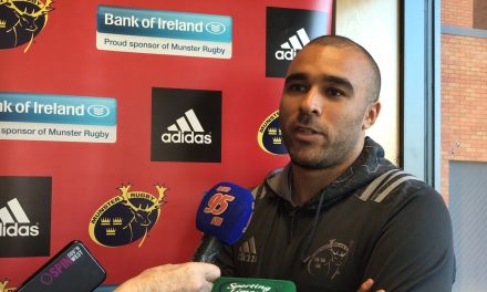 "WATCH – Simon Zebo ""we need to have a better understanding of what we're trying to do"""